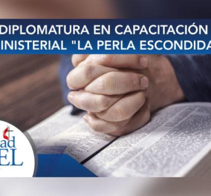 Diplomatura en Capacitación Ministerial «La Perla Escondida» – Módulo: Dimensión Integral de la Fe